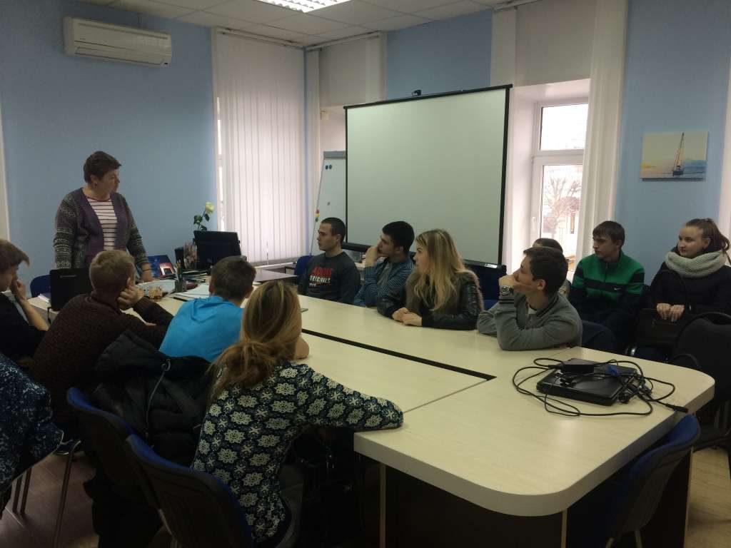 Студенты КТВТ посетили Касимовский центр поддержки предпринимательства (Бизнес-инкубатор)