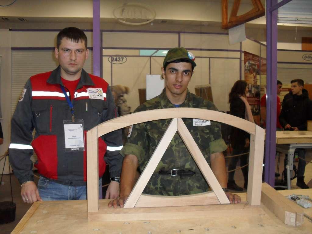 Региональный чемпионат молодых профессионалов World Skills Russia в Рязанской области
