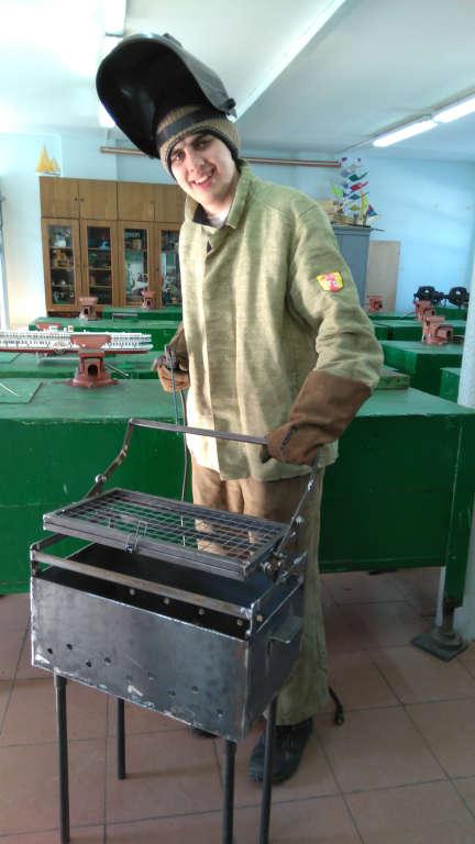 Призёр областного конкурса научно-технического творчества молодежи «Рязанские Кулибины»