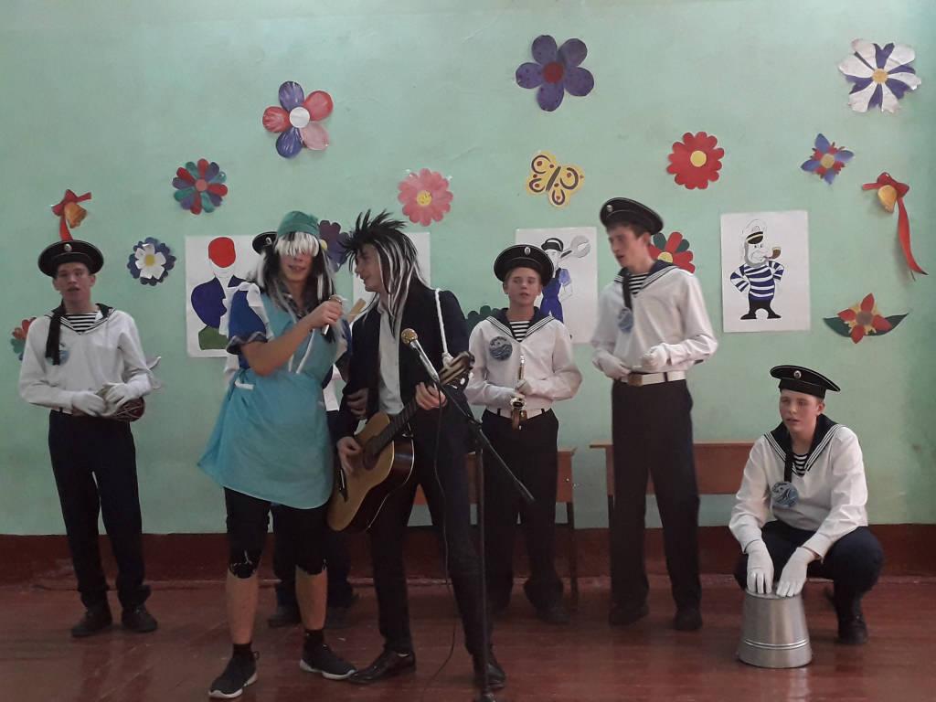 «Посвящение в студенты- 2018»