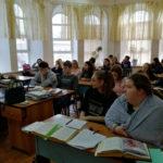 Встреча с директором  Касимовского центра поддержки предпринимательства