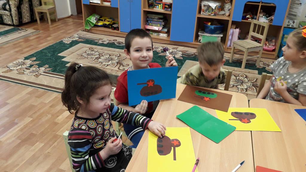 Праздничное мероприятие в детском саду