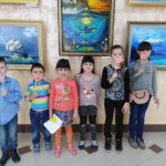 Студенты техникума – участники детского форума