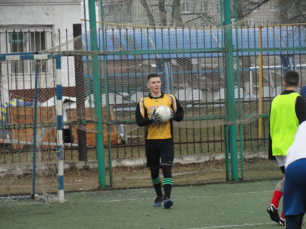 Соревнования по мини футболу.