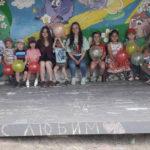 Поздравление малышей детского сада «Ласточка»