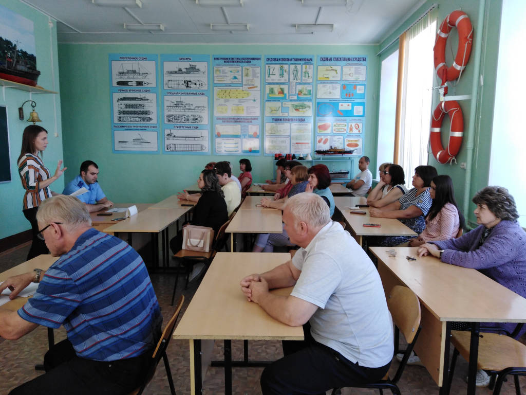 Встреча с представителями Касимовской межрайонной прокуратуры