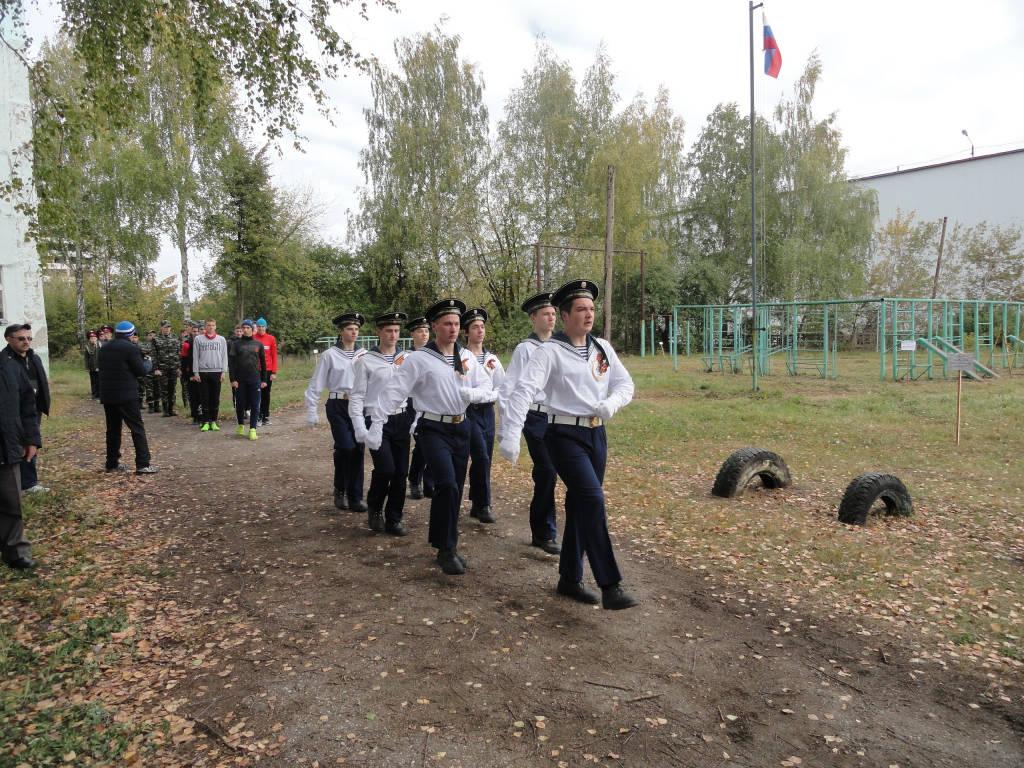 Спартакиада «В армии служить почетно!»