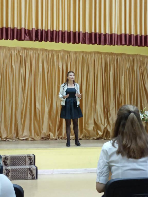 Областной конкурс – фестиваль «Родное слово».