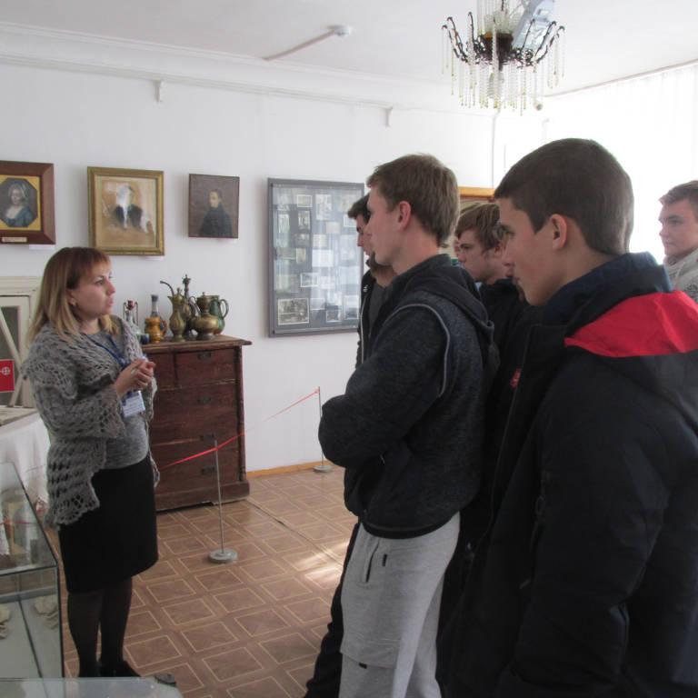 Посещение Касимовского историко-культурного музея-заповедника.