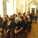 Студенты техникума посетили Касимовский историко–культурный музей–заповедник.
