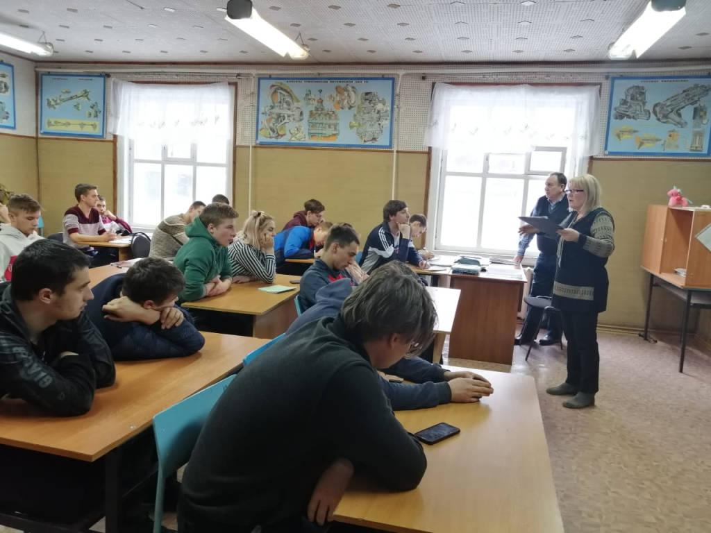 Студенты ОГБПОУ «КТВТ» вспоминали жертв Холокоста