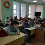Открытый классный час на тему «Блокада Ленинграда»