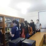 Студенты посетили Татарский центр культуры.