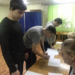 Студенты техникума посетили  Библиотеку №3  г. Касимова