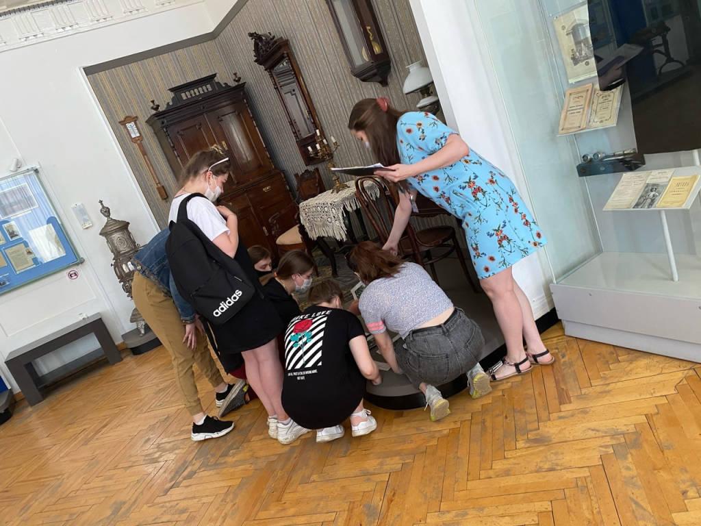 Cтуденты техникума  приняли участие в квесте, посвящённом Великой Отечественной войне.