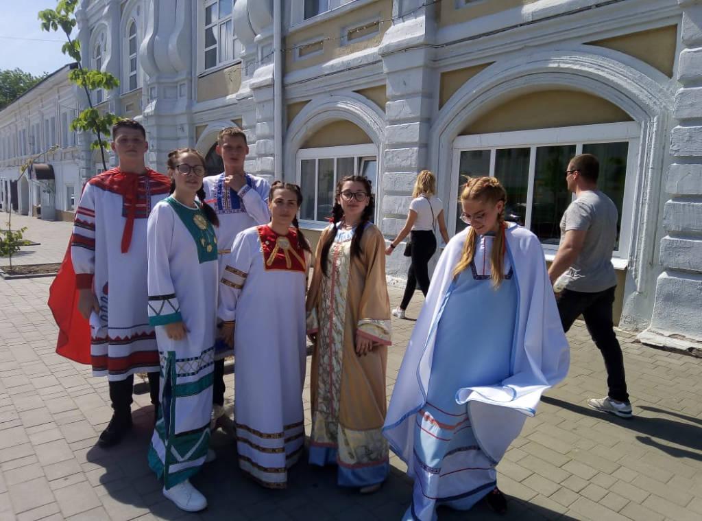 Праздник, посвященный Дню славянской письменности и культуры.
