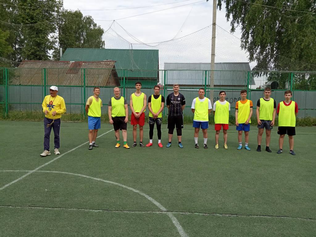 Соревнования по мини-футболу